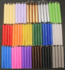 """Spell Candles 4"""" Lot of 4 - Choose from 20 Colors! Mini Taper Chime Candle Magic"""