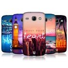 HEAD CASE WORDS TO LIVE BY SERIES 4 BACK COVER FOR SAMSUNG GALAXY CORE I8262