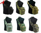 Tactical Military Hunting Hiking Outdoor Sport Molle Shoulder Bag Pouch Backpack
