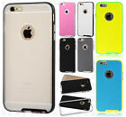 For Apple iPhone 6 Plus 5.5 PREMIUM TEXTURED TPU Hard Skin Case Phone Cover