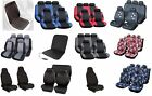 Genuine Quality Universal Fit Car Seat Covers - Fits Most Nissan Models