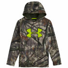 Внешний вид - Under Armour Youth Camo Scent Control Hoodie (Mossy Oak Treestand) 1248041-905