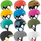 TSG Evolution 2014 Bike Roller Derby Scooter Skateboard Skate Longboard Helmet