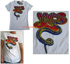 Yes t-shirt Snake Logo by ROGER DEAN Beautiful print Authentic Live Nation SALE