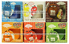 M&M's* 3 oz Glass Jar CHOCOLATE CANDIES/CANDY Scented Candle *YOU CHOOSE FLAVOR*