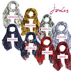 Joules Wensley Ladies Scarf (R) **BNWT** **FREE UK SHIPPING**