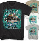 ★ Hot Rod Muscle Car Garage T-Shirt Old timer Auto Vintage Look S-XXXL MC8105 ★