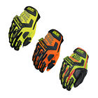 Mechanix Wear Safety M-Pact Protection High-Visibility Gloves Multiple Styles