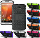 GRENADE GRIP RUGGED SKIN HARD CASE COVER STAND FOR MOTOROLA MOTO-X 2nd GEN 2014