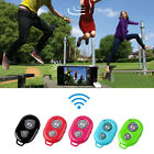 Bluetooth Camera Remote Controllor Self-timer Shutter Selfie For iPhone Android