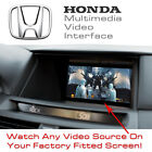 Honda Accord Odyssey Car Multimedia Video Interface For Navigation Systems