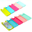Silicone Gel Lovely Cat Ears Style Case Cover For Apple Iphone6 4.7""