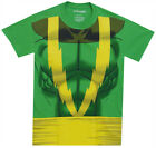 I Am Electro Marvel Comics Spider-Man 2 Movie Mighty Fine Adult Costume T-Shirt