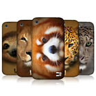 HEAD CASE ANIMAL FACES SERIES 2 SNAP-ON BACK COVER FOR APPLE iPHONE 3GS