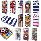 Hot Back Soft Gel Shell Case Cover Click-On Shield Bumper for Apple iPhone New