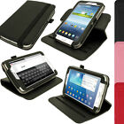 "PU Leather Stand Case Cover for Samsung Galaxy Tab 3 7.0"" SM-T210 P3200 P3210"