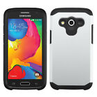 T-Mobile Samsung Galaxy Avant HARD Astronoot Hybrid Rubber Silicone Case Cover