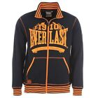 Everlast Mens Fluo Funn Sweater Zip Fastening Pockets Long Sleeves Casual New