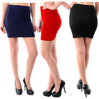 Fashion Women's Sexy Mini Skirt Slim Seamless Stretch Tight Short Fitted Hot Fit