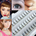 60 INDIVIDUAL MAKEUP WOMEN STRIKING CHIC FALSE CLUSTER EYE LASHES EXTENSION TRAY