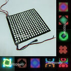 5V 64 256 Pixels WS2811 WS2812B 5050 RGB LED Digital Flex Panel Light Wholesale