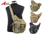 Tactical Military Camping Hiking Molle Utility Shoulder Backpack Bag Pouch Camo