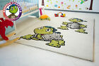 Kinder Teppich Kollektion Little Carpet - Kinderteppich Schildkröte Heinrich