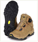 NEW! Men's Outdoor Boots/Shoes BOA Lacing System Hiking Shoes