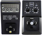 Electronic Switch Timer for Solenoid Valves Automatic Open/Close Actuator on/off