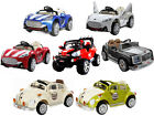 12V RIDE ON CAR OPEN TOP ELECTRIC KIDS MASERATI GRAND TOURER GT BEETLE JEEP NEW