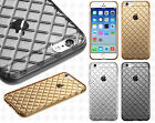 For Apple iPhone 6 4.7 TPU CANDY Diamond Gel Flexi Skin Case Accessory