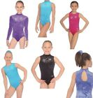 GYMNASTICS LEOTARD / LEOTARDS ZONE STELLAR. SIZES 26-38.    Ages 5-15+.