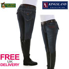 Kingsland Kelly Denim Breeches (143-SB-898) **FREE UK SHIPPING**