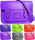 Ladies Designer Vintage Crossbody School Bag iPad  Women Satchel Handbag