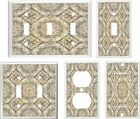 ITALIAN TUSCAN TILE  # 6 IMAGE LIGHT SWITCH COVER PLATE OT OUTLET U PICK
