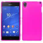 For T-Mobile Sony Xperia Z3 TPU CANDY Gel Flexi Skin Phone Case Cover Accessory