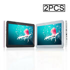 "2pcs/Lot IRULU 10.1"" 8GB Android 4.4 KitKat Quad-Core Dual Camera HDMI Tablet PC"