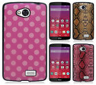 Virgin Mobile LG Tribute LS660 TPU CANDY Gel Flexi Skin Case Cover +Screen Guard