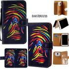 Folio Flip Wallet Card Stand Leather Magnetic Case Cover For Nokia Lumia Phones