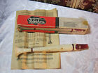 THE THOMPSON FLUTOPHONE  VINTAGE MUSICAL INSTRUMENT WITH BOX T*