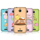 HEAD CASE DESIGNS KAWAII ELEPHANTS CASE COVER FOR HTC DESIRE 510