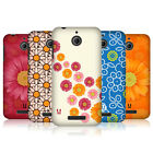 HEAD CASE DESIGNS DAISY PATTERNS CASE COVER FOR HTC DESIRE 510