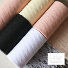 """6""""(15cm) /12""""(30cm) Lace Roll Fabric Wedding Party Chair Ties Runner Venue Decor"""