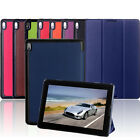 Tri-Fold Leather Case for Lenovo IdeaTab A10-70 (A7600) Tablet Reliable