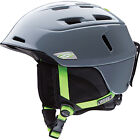 SMITH Camber Snow HeLmet, Frost Acid