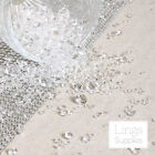 7000pcs Mixed 4 Sizes Diamond Confetti Wedding Party Shower Table Scatter Decor