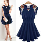 Sexy Womens Clothing Evening Clothes Cocktail Party Clubwear Mini Casual Dress