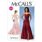 McCall's 7050 Sewing Pattern to MAKE Lined Misses & Petite Evening Bridal Dress