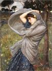 Poster / Leinwandbild Boreas - John William Waterhouse