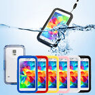 For Samsung GALAXY S5 i9600 Case Durable Waterproof Shockproof Dirt Proof Cover